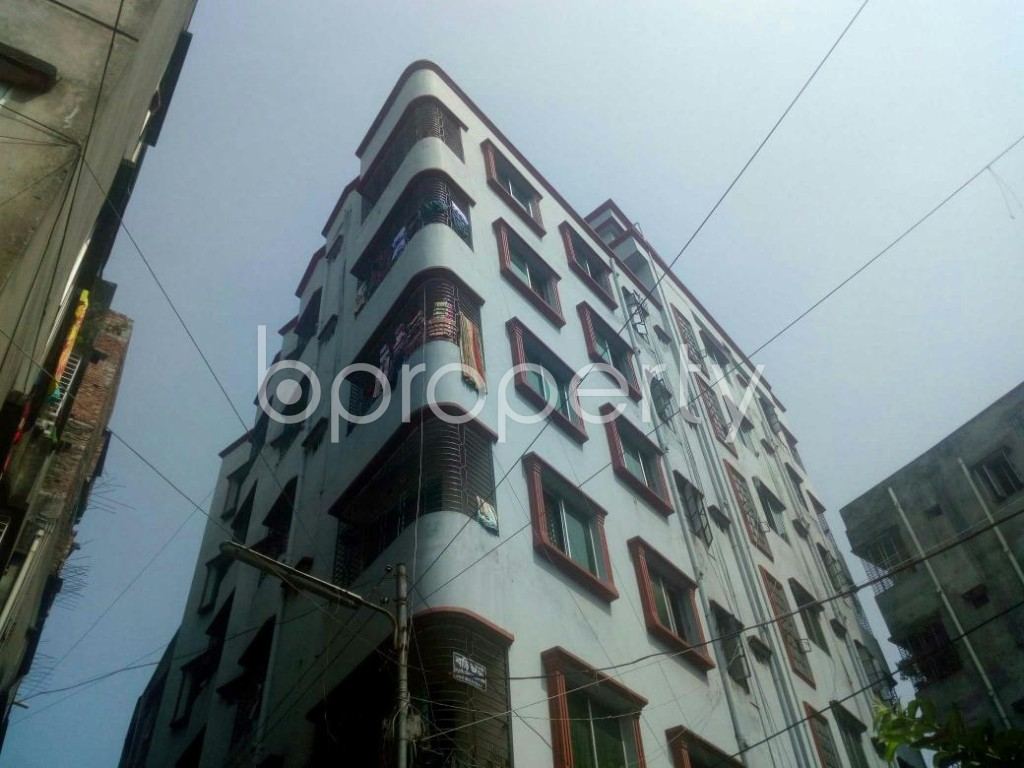 Outside view - 2 Bed Apartment to Rent in Rampura, Dhaka - 1935944