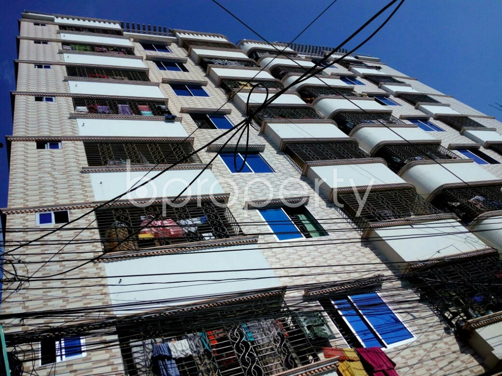 Front view - 3 Bed Apartment to Rent in Double Mooring, Chattogram - 1935962