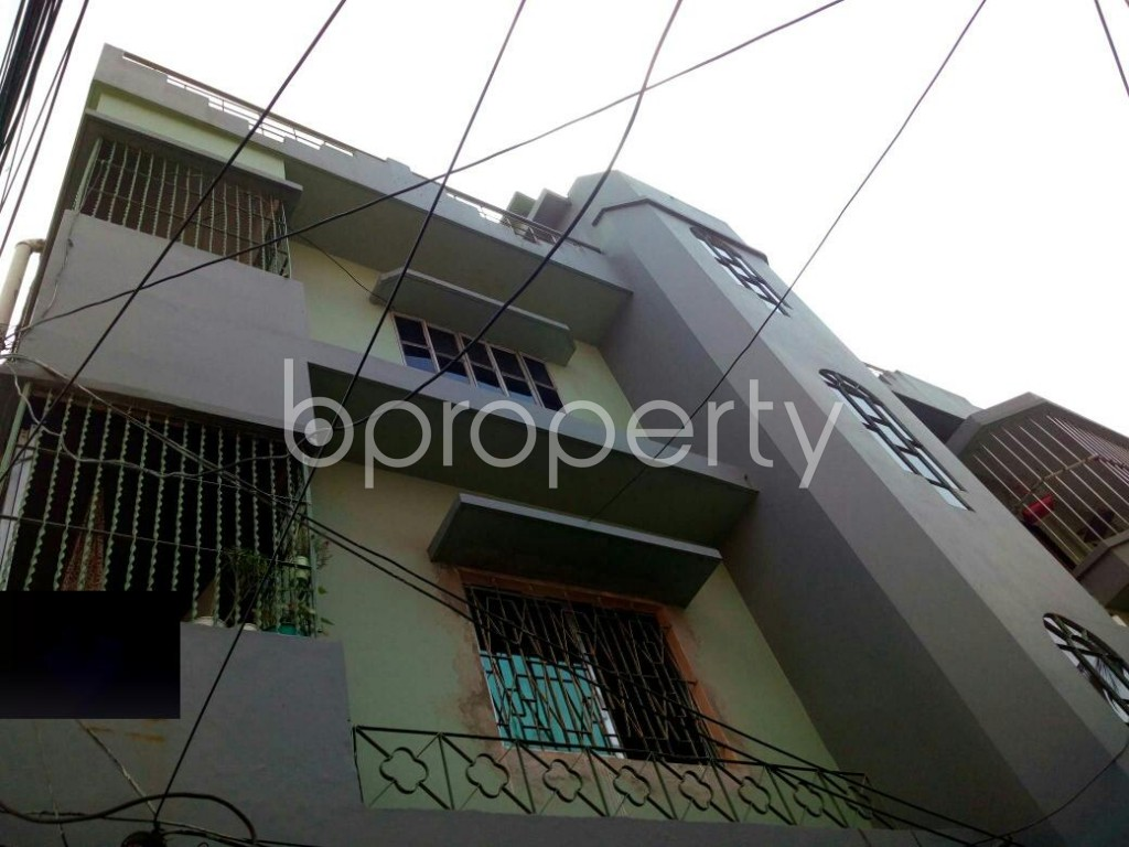Outside view - 2 Bed Apartment to Rent in Double Mooring, Chattogram - 1935964