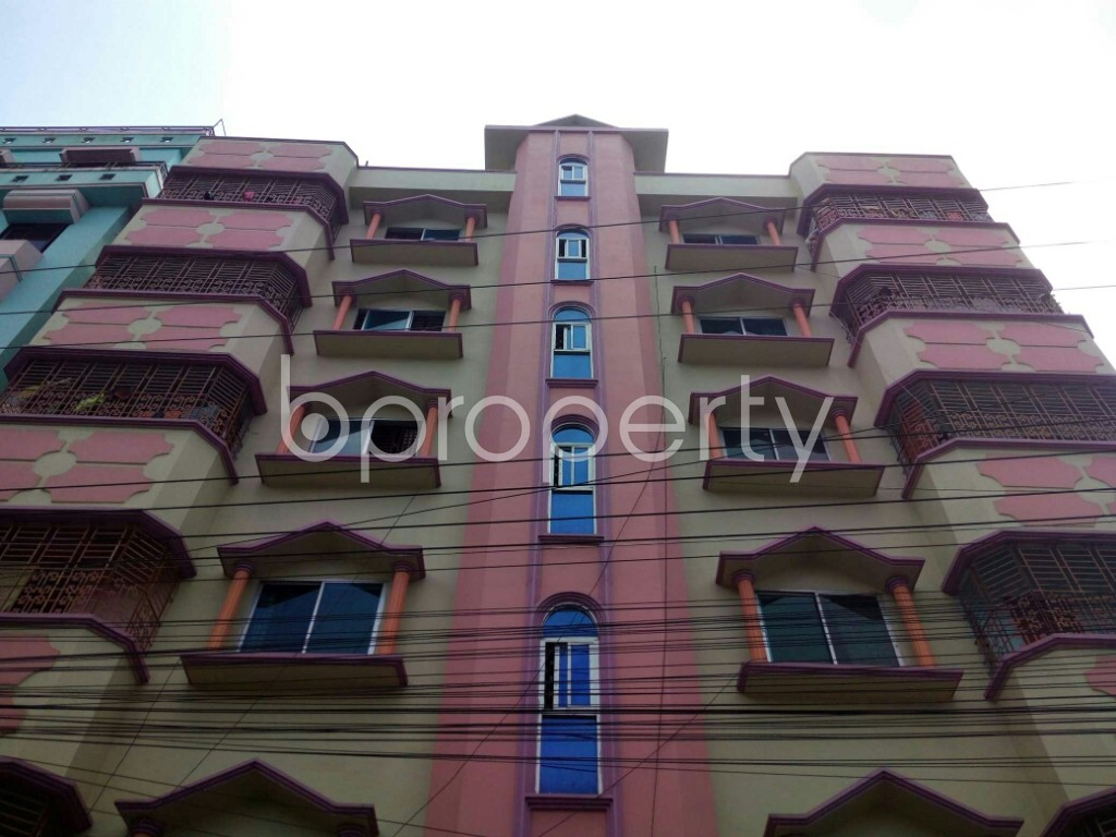 Front view - 2 Bed Apartment to Rent in Double Mooring, Chattogram - 1935965