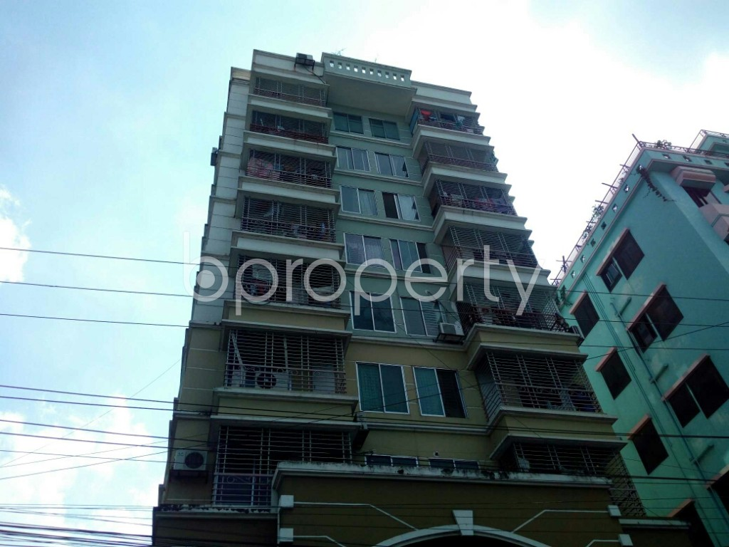 Front view - 3 Bed Apartment to Rent in Double Mooring, Chattogram - 1935966