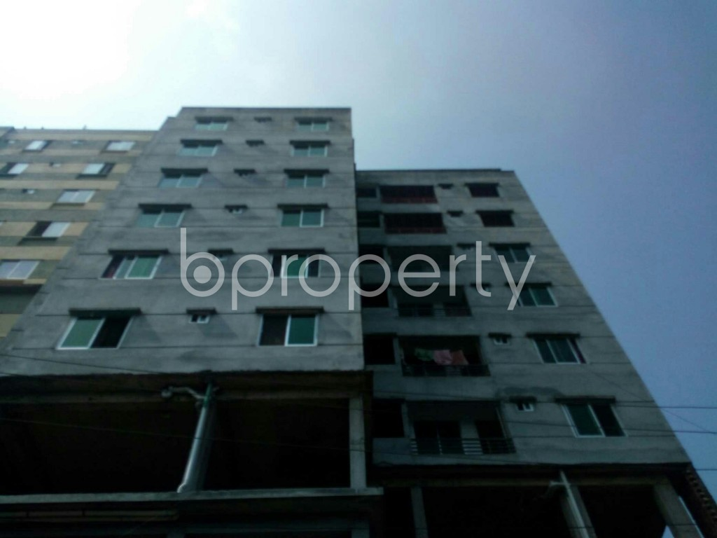 Front view - 3 Bed Apartment to Rent in Kandirpar, Cumilla - 1936032