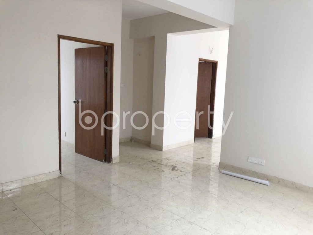 Empty Room - 3 Bed Apartment for Sale in Badda, Dhaka - 1934635
