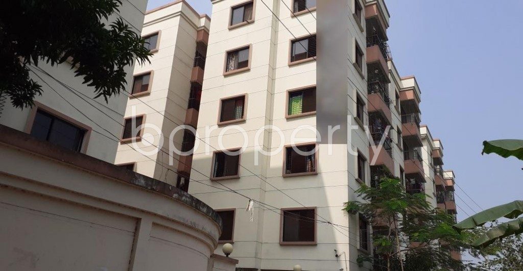 Front view - 2 Bed Apartment for Sale in Gazipur Sadar Upazila, Gazipur - 1936083