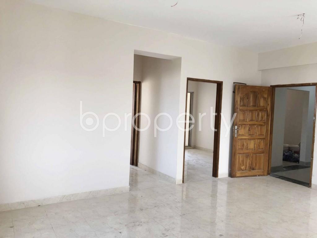 Bedroom - 3 Bed Apartment for Sale in Badda, Dhaka - 1934632