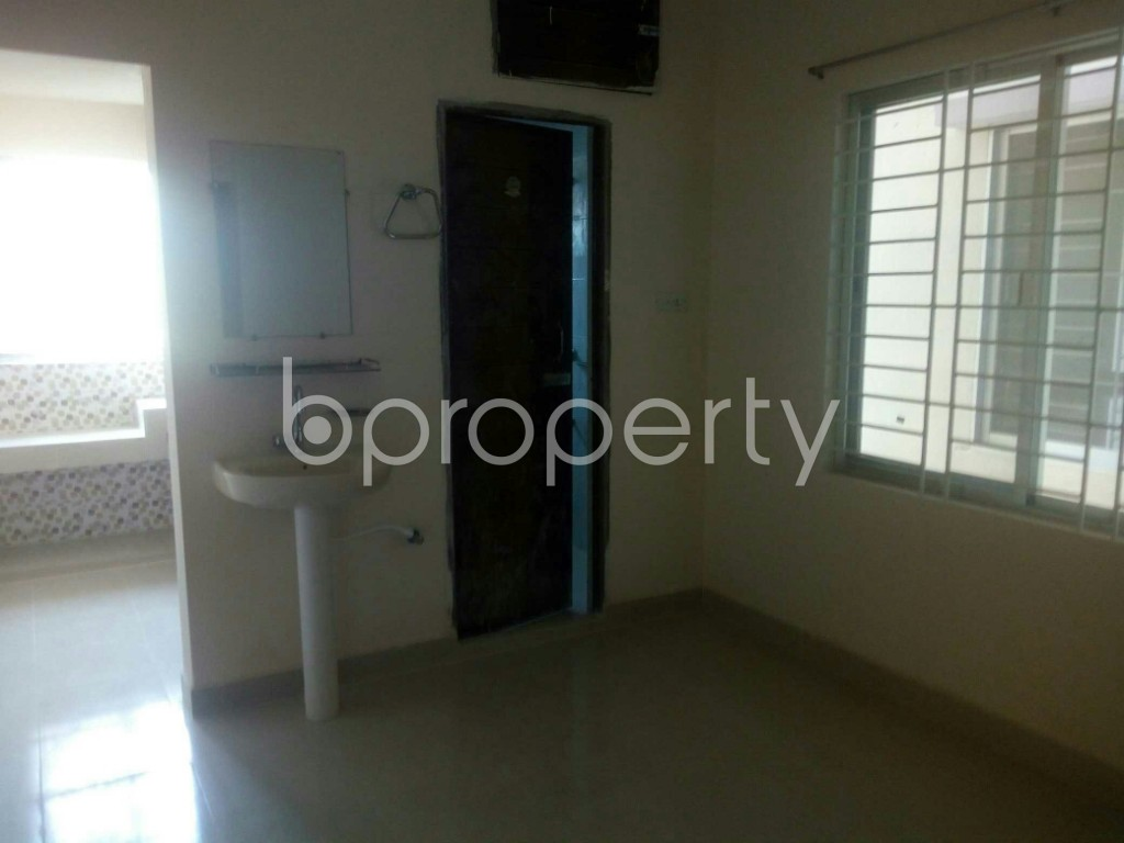 Bedroom - 2 Bed Apartment to Rent in 7 No. West Sholoshohor Ward, Chattogram - 1936189