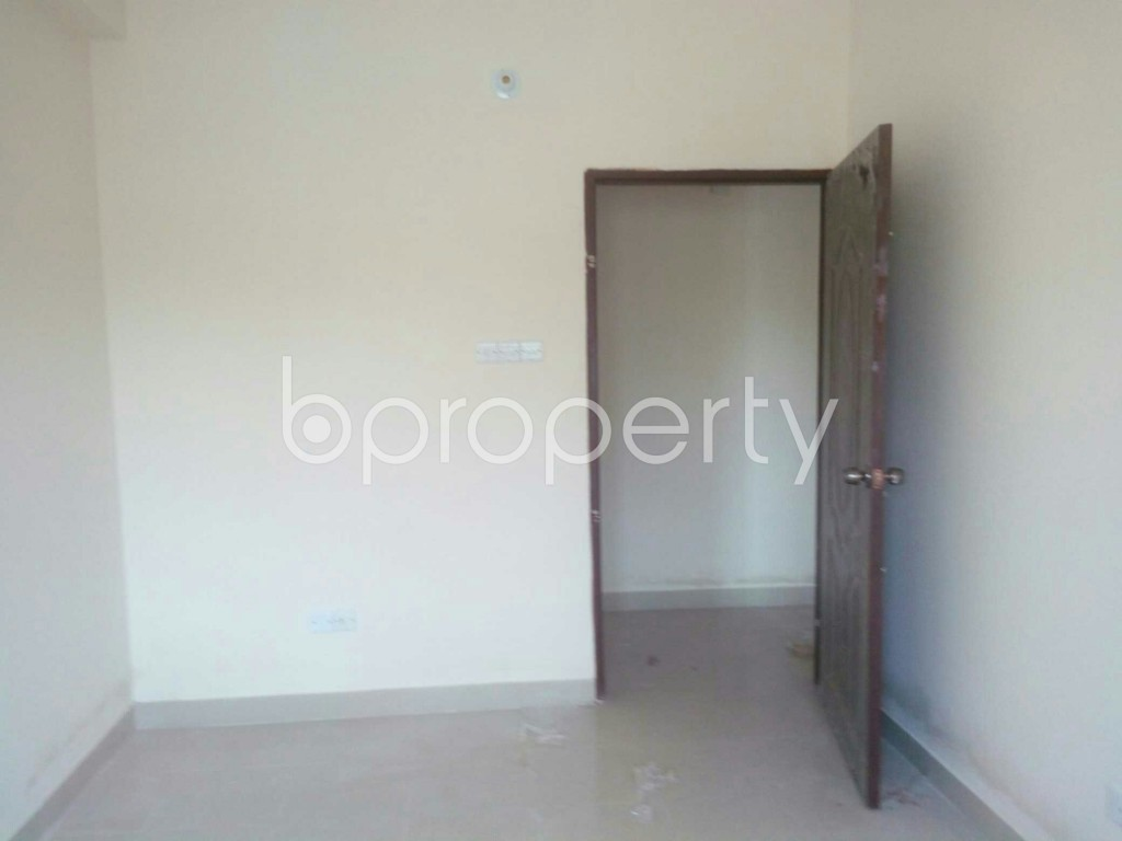 Bedroom - 2 Bed Apartment to Rent in 7 No. West Sholoshohor Ward, Chattogram - 1936194