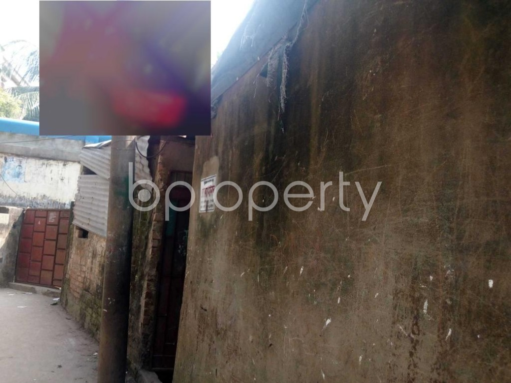 Front view - Plot for Sale in 11 No. South Kattali Ward, Chattogram - 1936221