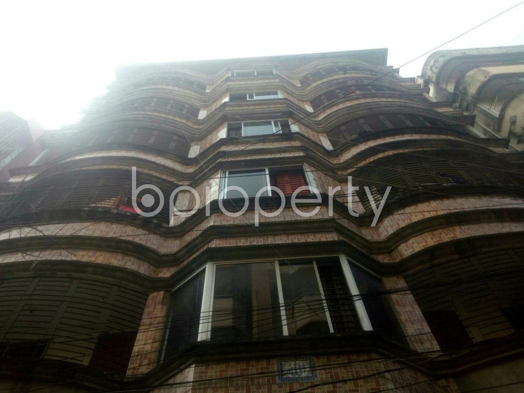 Front view - 3 Bed Apartment to Rent in Rampura, Dhaka - 1936257