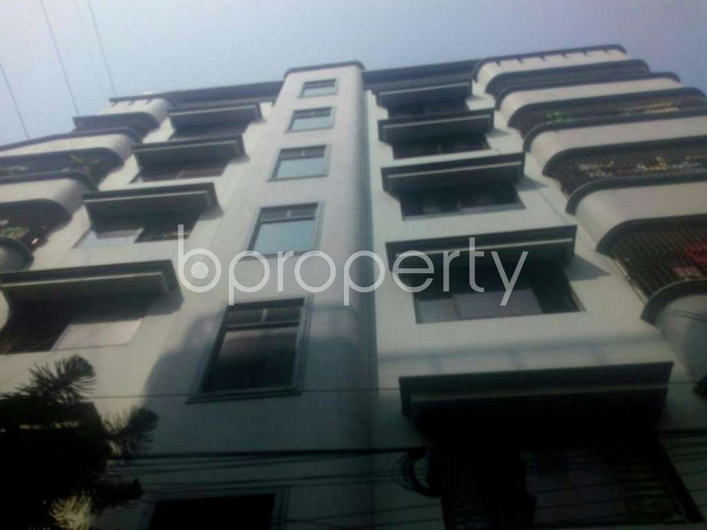 Front view - 3 Bed Apartment to Rent in Rampura, Dhaka - 1936259
