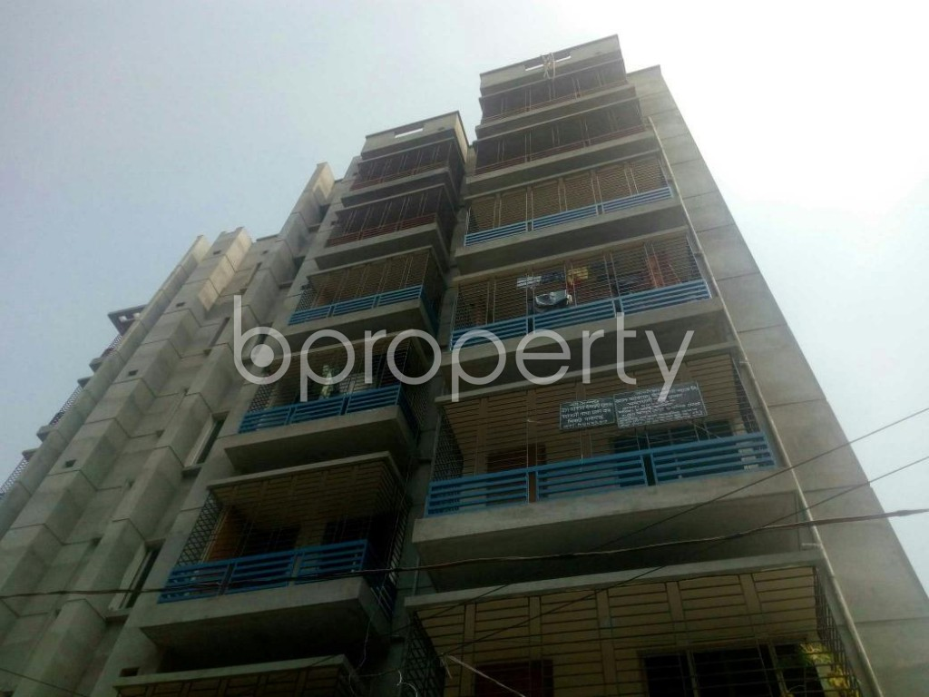 Front view - 2 Bed Apartment to Rent in Rampura, Dhaka - 1936262