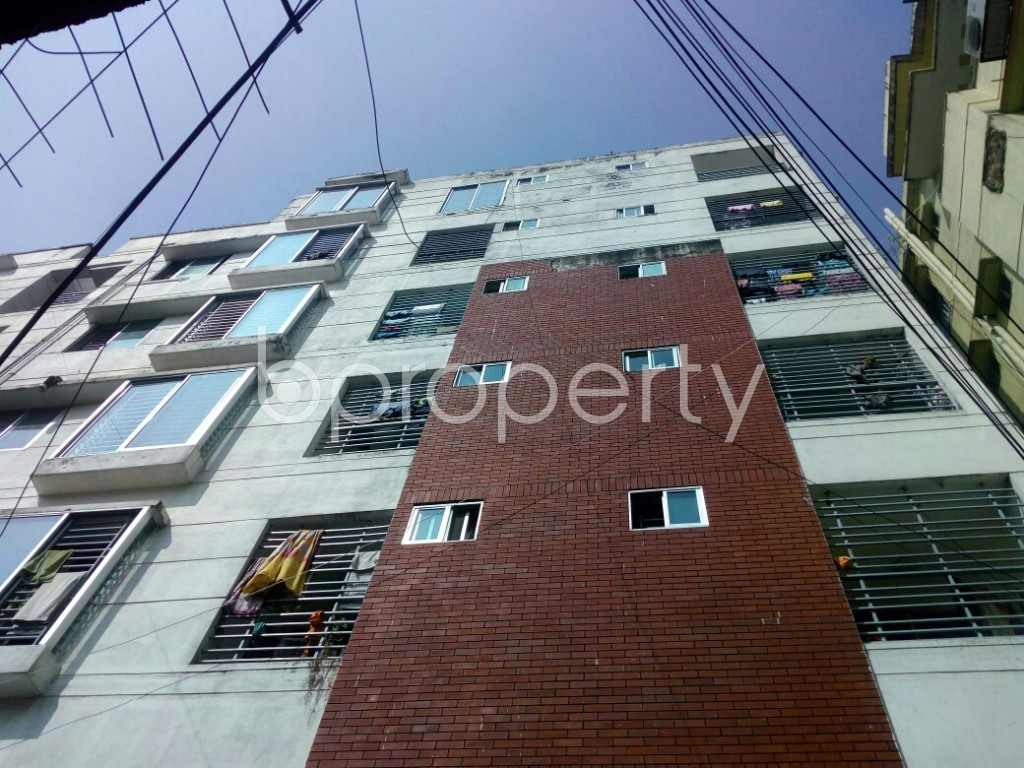 Front view - 4 Bed Apartment to Rent in Khulshi, Chattogram - 1936284
