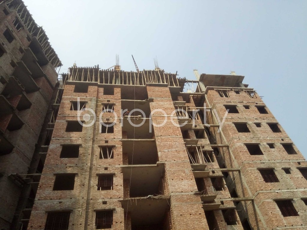 Outside view - 2 Bed Apartment for Sale in Badda, Dhaka - 1936288
