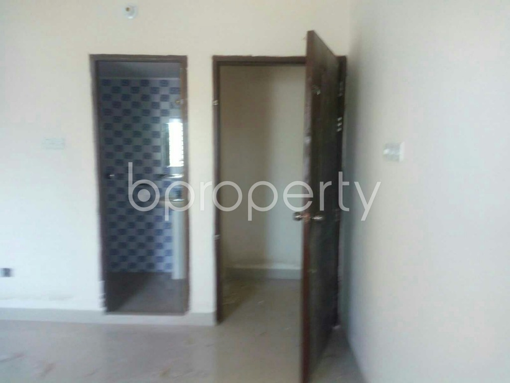 Bedroom - 2 Bed Apartment to Rent in 7 No. West Sholoshohor Ward, Chattogram - 1936282