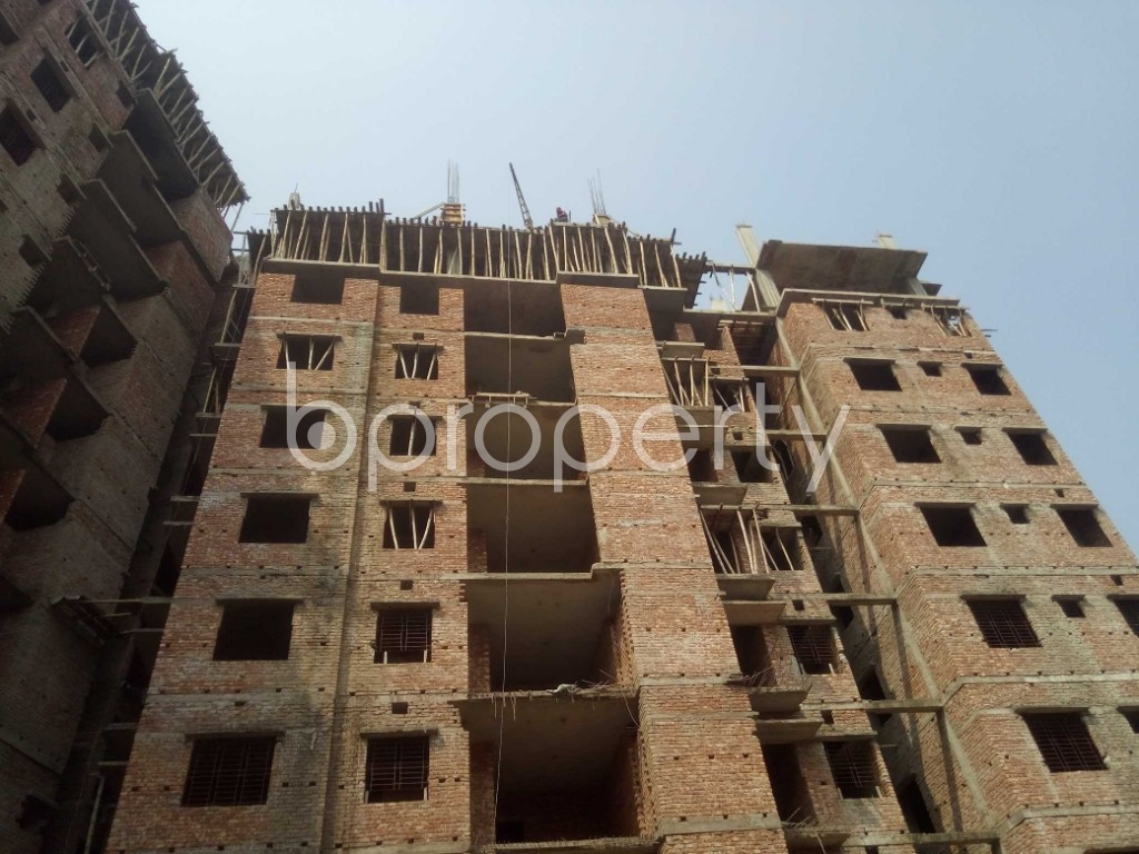 Outside view - 2 Bed Apartment for Sale in Badda, Dhaka - 1936294