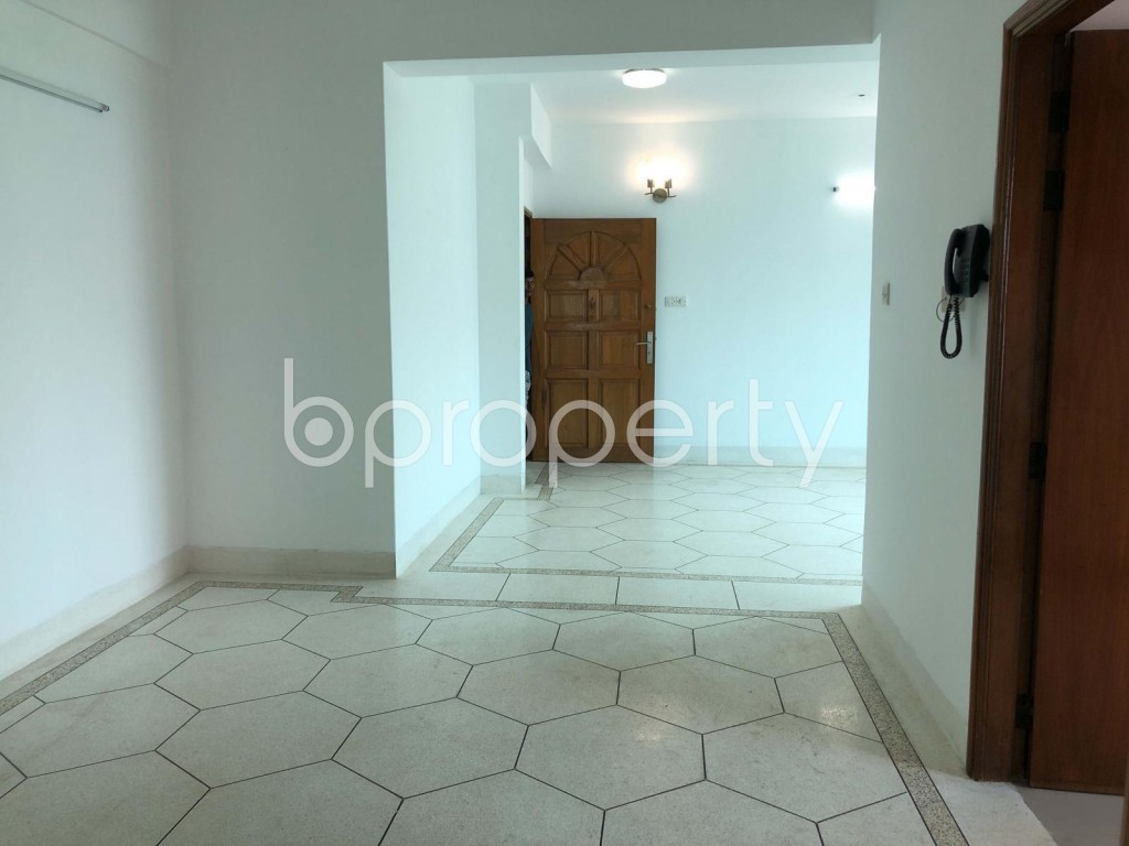 Empty Room - 3 Bed Apartment for Sale in Uttara, Dhaka - 1918444
