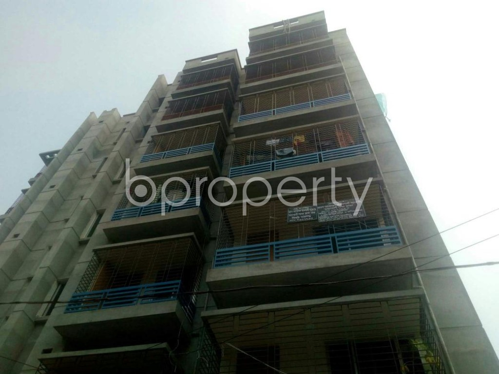 Front view - 2 Bed Apartment to Rent in Rampura, Dhaka - 1936323