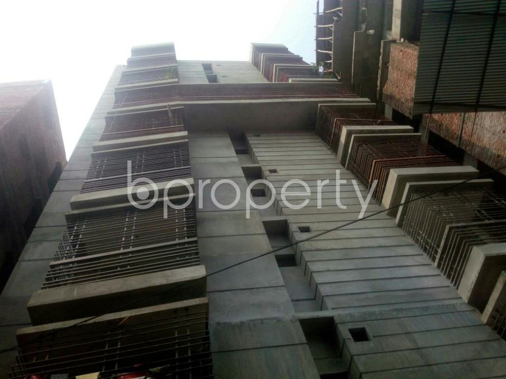 Front view - 2 Bed Apartment to Rent in Rampura, Dhaka - 1936325