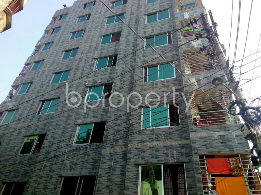 Outside view - 3 Bed Apartment to Rent in Bayazid, Chattogram - 1936329
