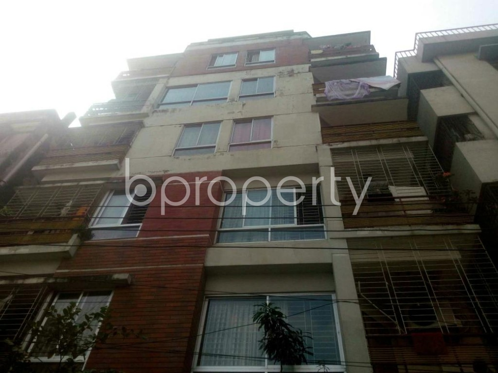 Front view - 2 Bed Apartment to Rent in Rampura, Dhaka - 1936328