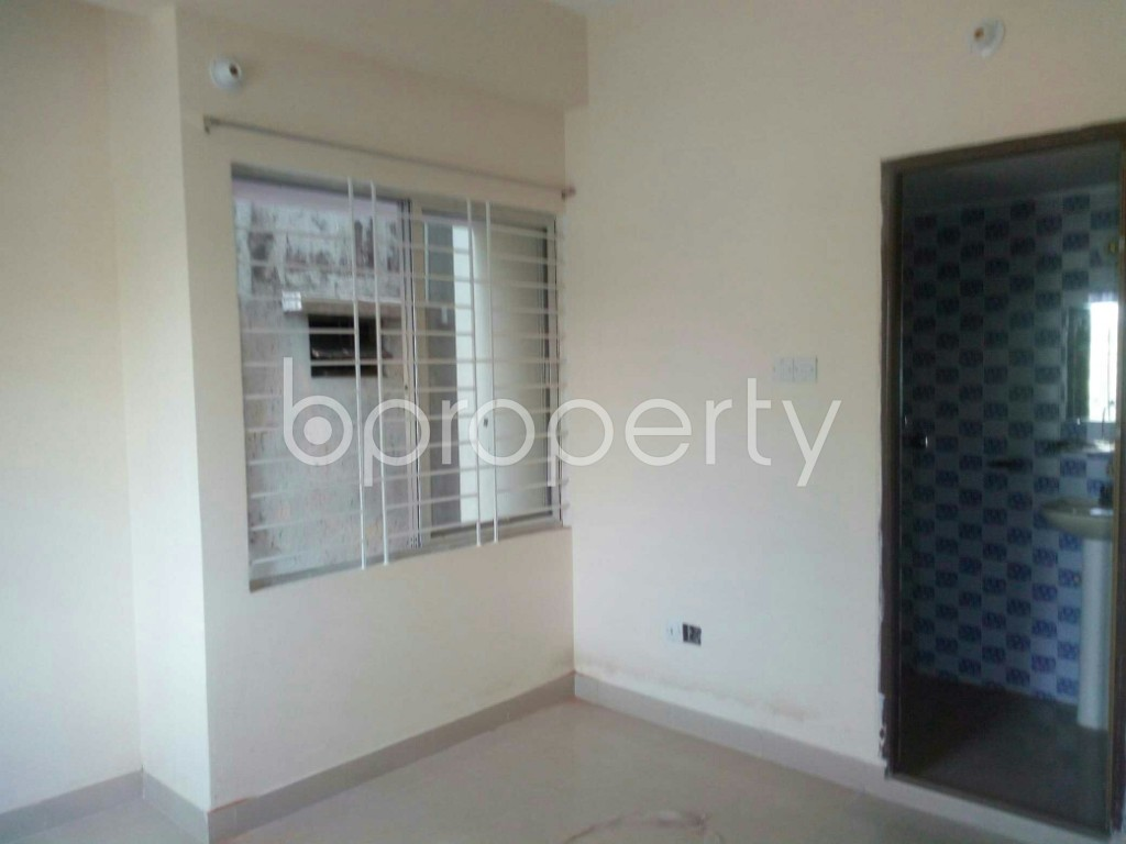 Bedroom - 2 Bed Apartment to Rent in 7 No. West Sholoshohor Ward, Chattogram - 1936301