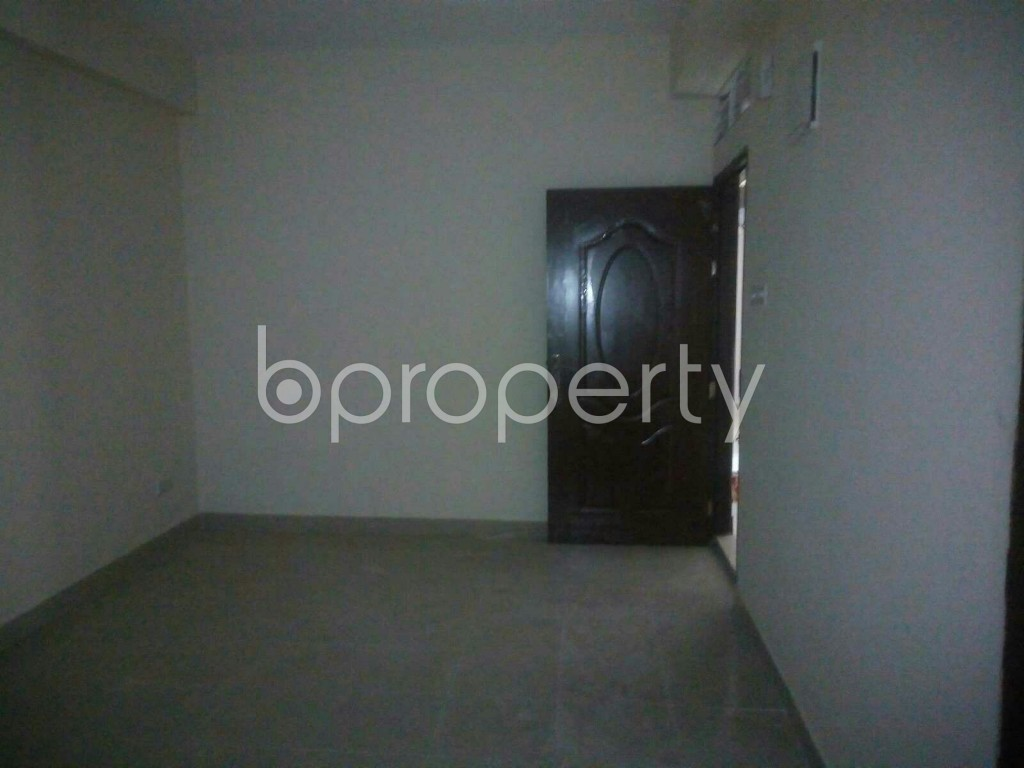 Bedroom - 2 Bed Apartment to Rent in 7 No. West Sholoshohor Ward, Chattogram - 1936344