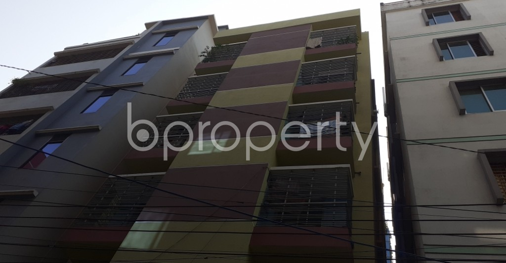 Front view - 2 Bed Apartment to Rent in 9 No. North Pahartali Ward, Chattogram - 1936353