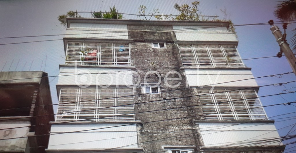 Front view - 2 Bed Apartment to Rent in 9 No. North Pahartali Ward, Chattogram - 1936358
