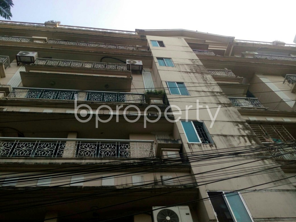 Front view - 3 Bed Apartment to Rent in Khulshi, Chattogram - 1936359