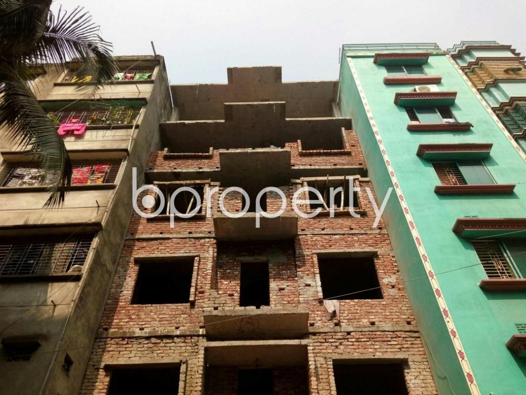 Front view - 2 Bed Apartment for Sale in Mirpur, Dhaka - 1936355