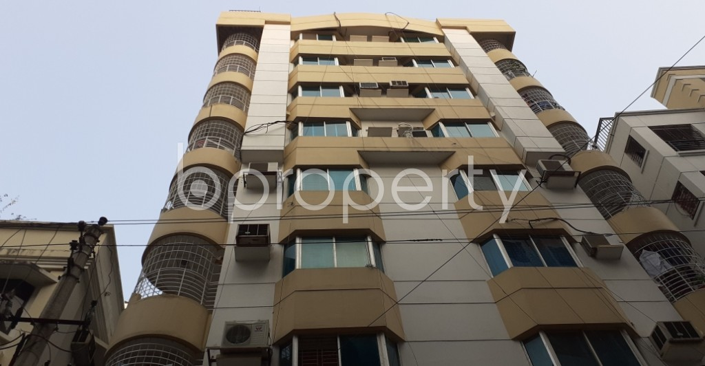 Front view - 2 Bed Apartment for Sale in Niketan, Dhaka - 1936368