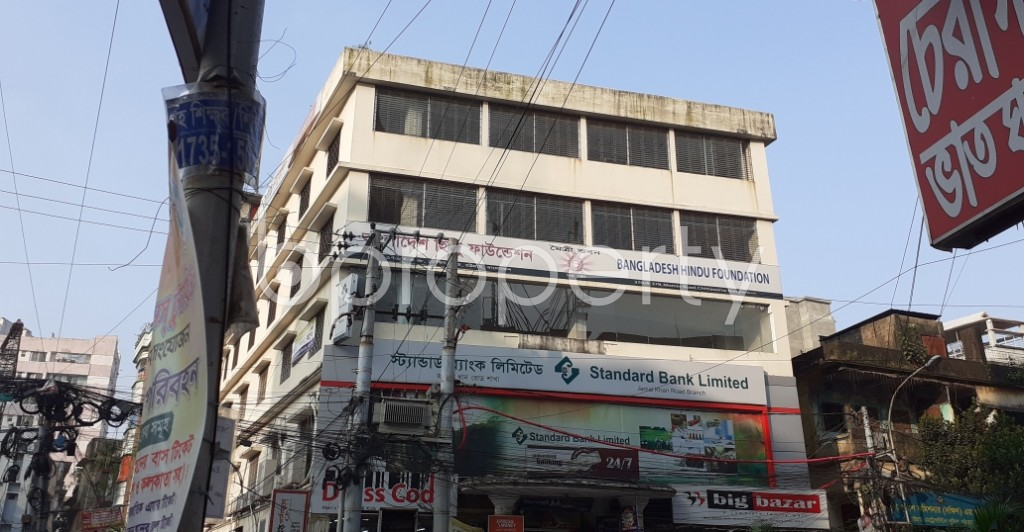 Outside view - Apartment to Rent in Jamal Khan, Chattogram - 1936370