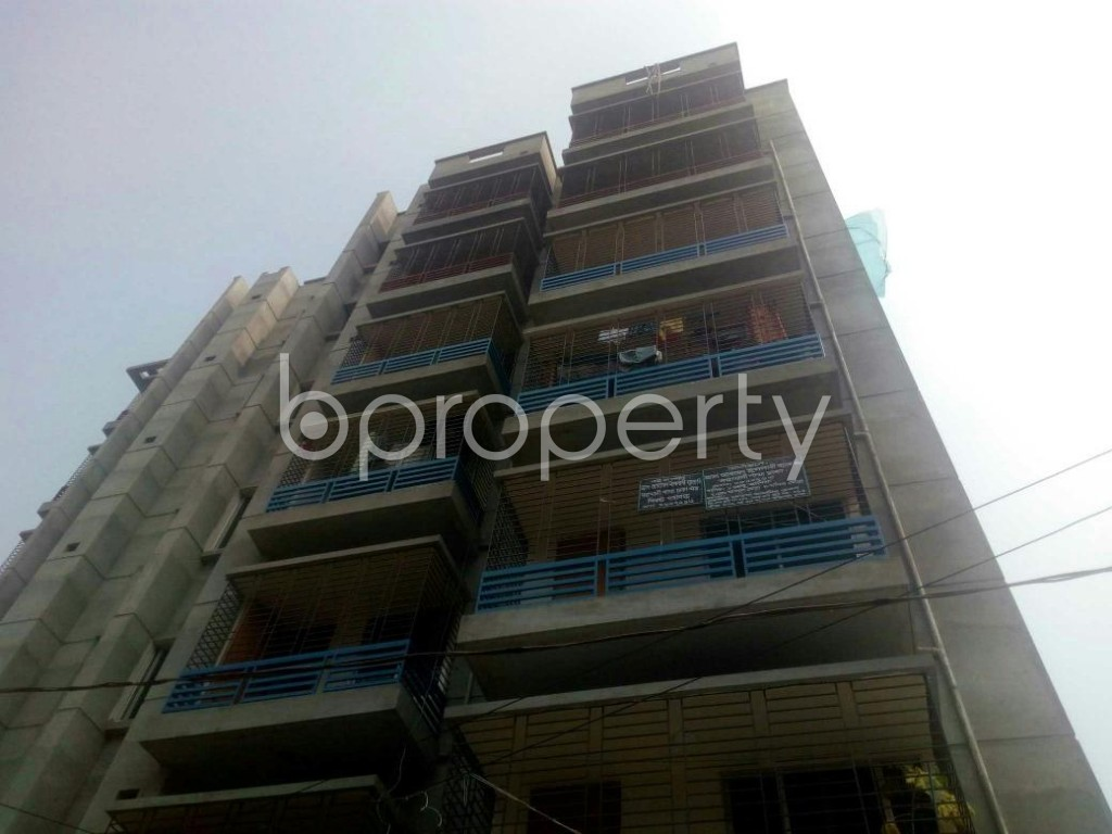 Front view - 3 Bed Apartment to Rent in Rampura, Dhaka - 1936371