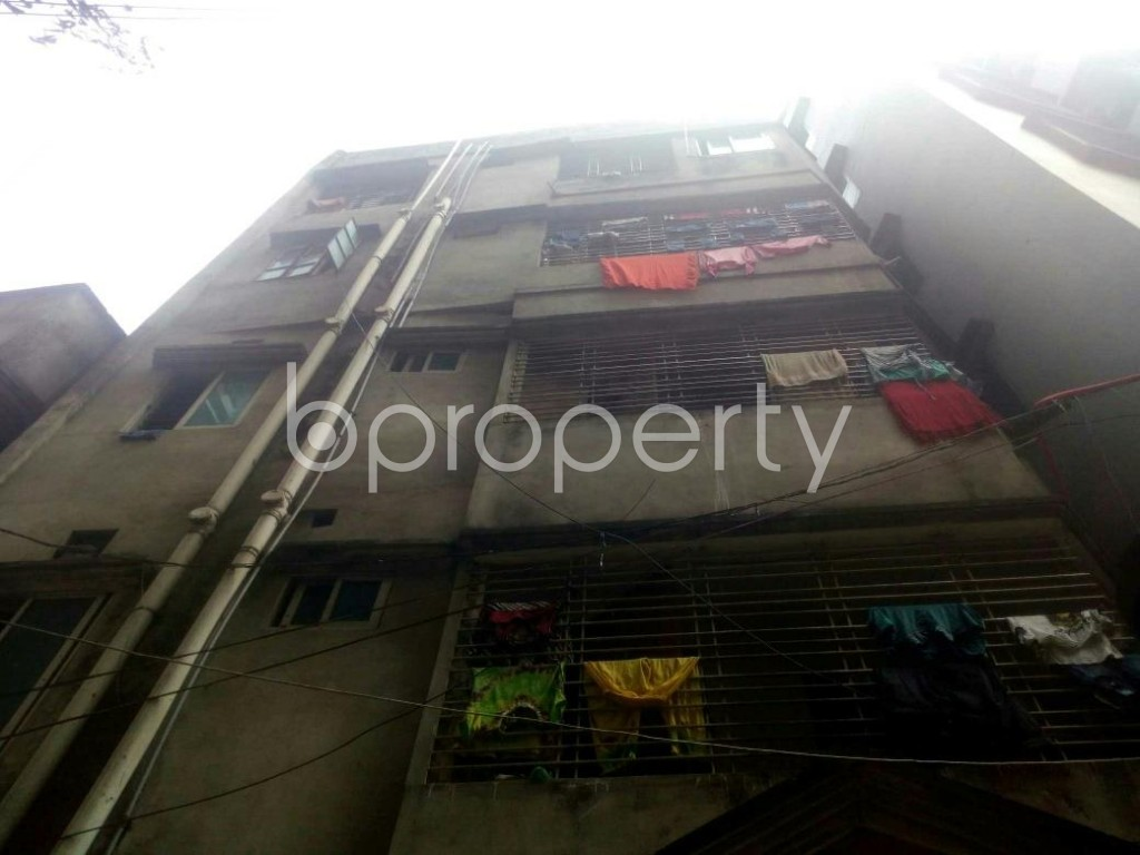 Front view - 2 Bed Apartment to Rent in Rampura, Dhaka - 1936372