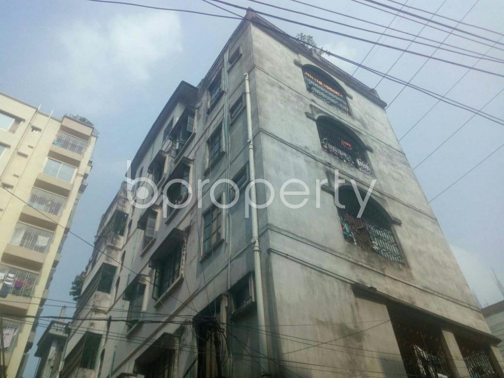 Outside view - 2 Bed Apartment to Rent in Rampura, Dhaka - 1936374
