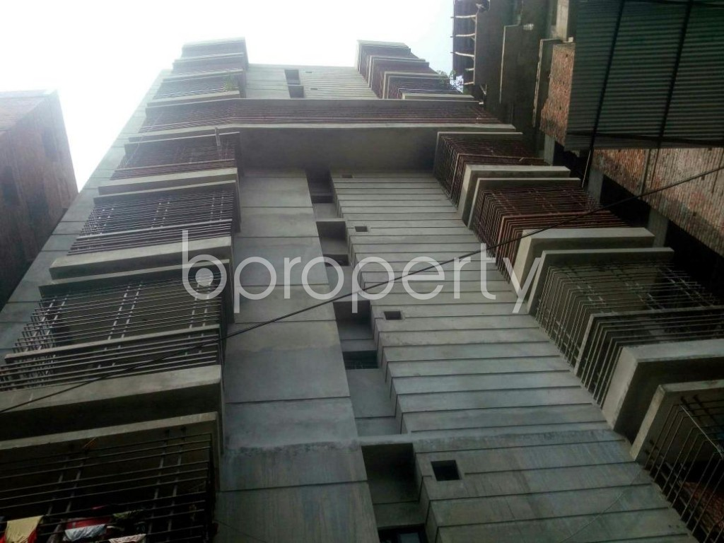 Front view - 2 Bed Apartment to Rent in Rampura, Dhaka - 1936375