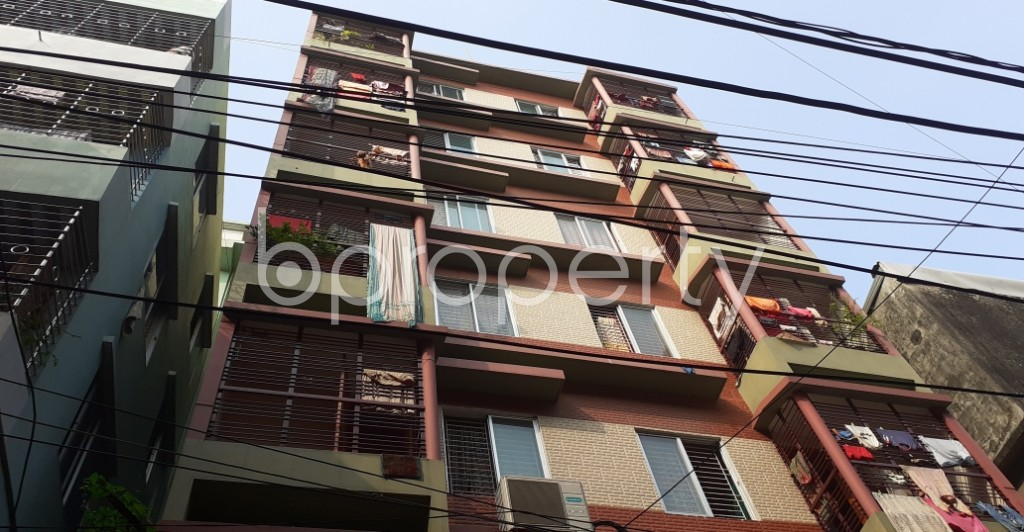 Outside view - 2 Bed Apartment to Rent in 32 No. Andarkilla Ward, Chattogram - 1936377