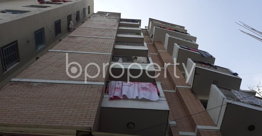 Outside view - 2 Bed Apartment to Rent in Jamal Khan, Chattogram - 1936378