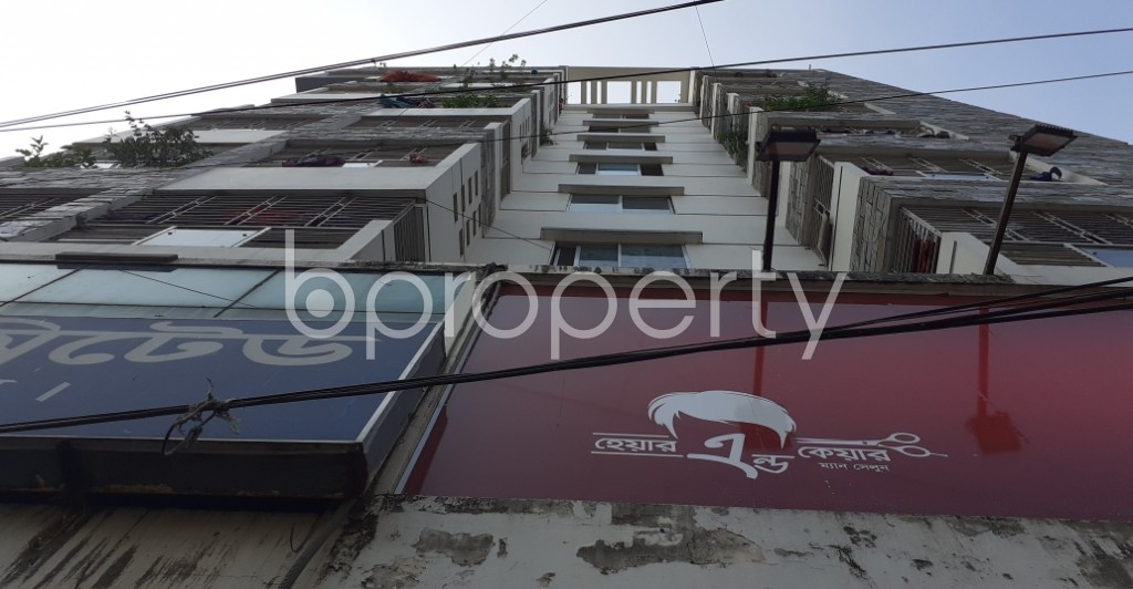 Outside view - 3 Bed Apartment for Sale in Jamal Khan, Chattogram - 1936382