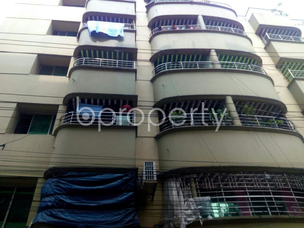 Outside view - 3 Bed Apartment to Rent in Bayazid, Chattogram - 1936422