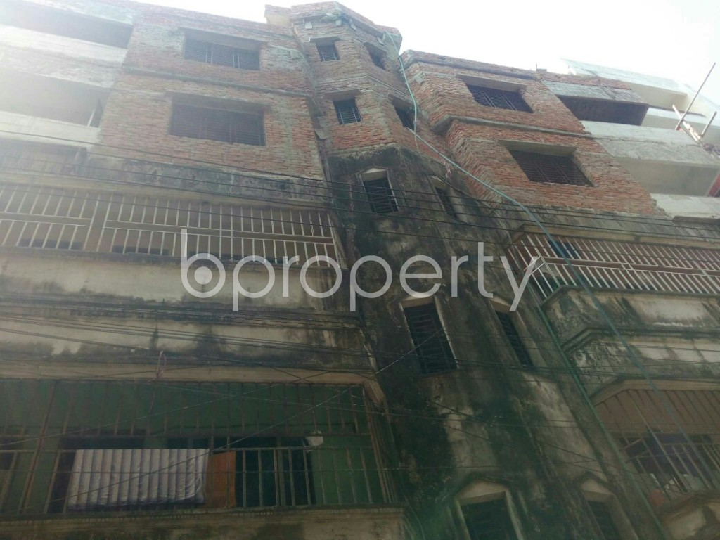 Outside view - 3 Bed Apartment to Rent in Bayazid, Chattogram - 1936442