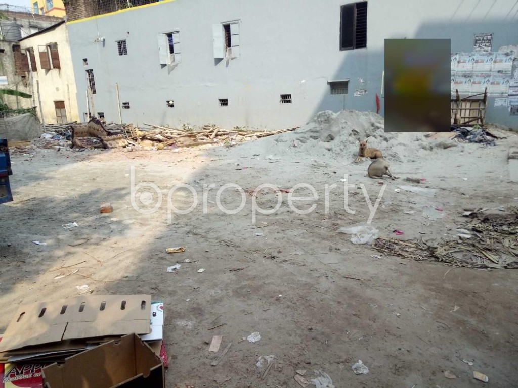 Outside view - Plot for Sale in Badda, Dhaka - 1936453