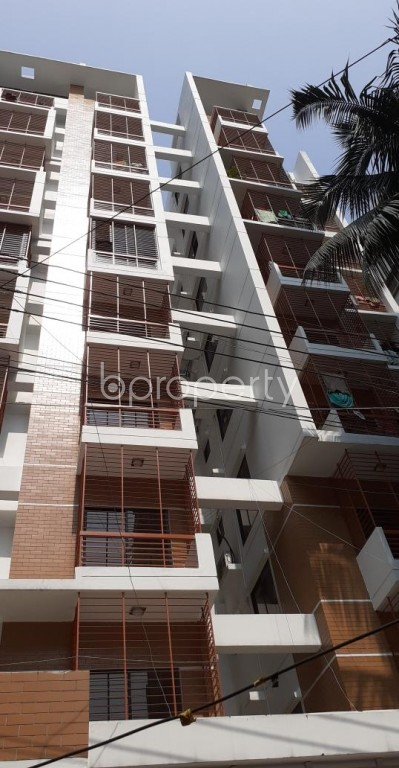 Outside view - 3 Bed Apartment for Sale in Kalabagan, Dhaka - 1936467