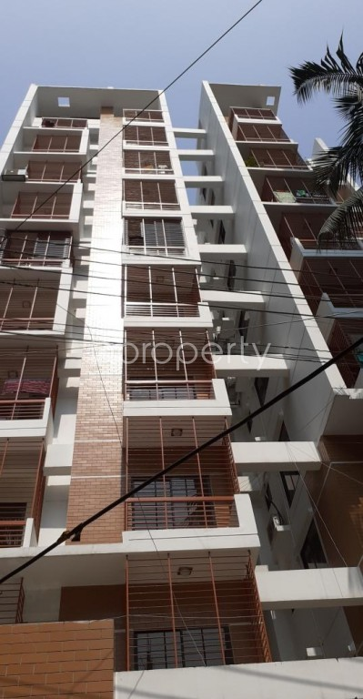 Outside view - 3 Bed Apartment for Sale in Kalabagan, Dhaka - 1936469