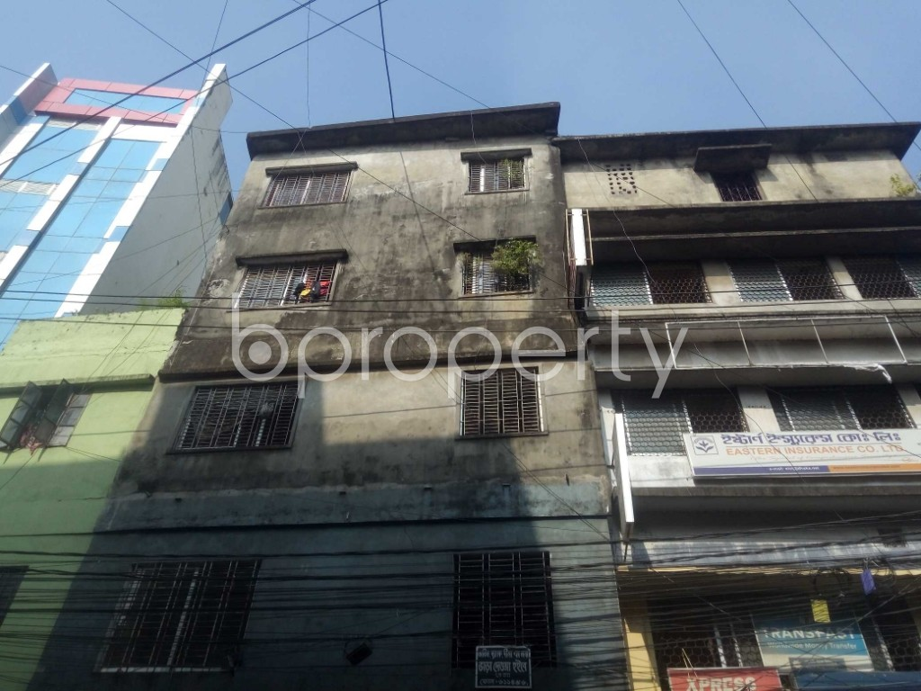 Front view - Office to Rent in Bakalia, Chattogram - 1936478