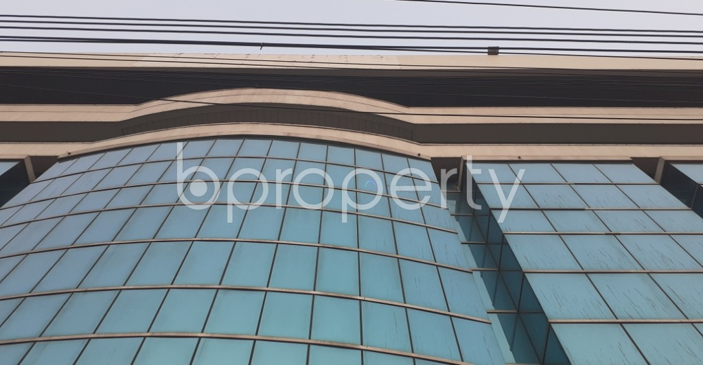 Front view - Office for Sale in Dhanmondi, Dhaka - 1936479