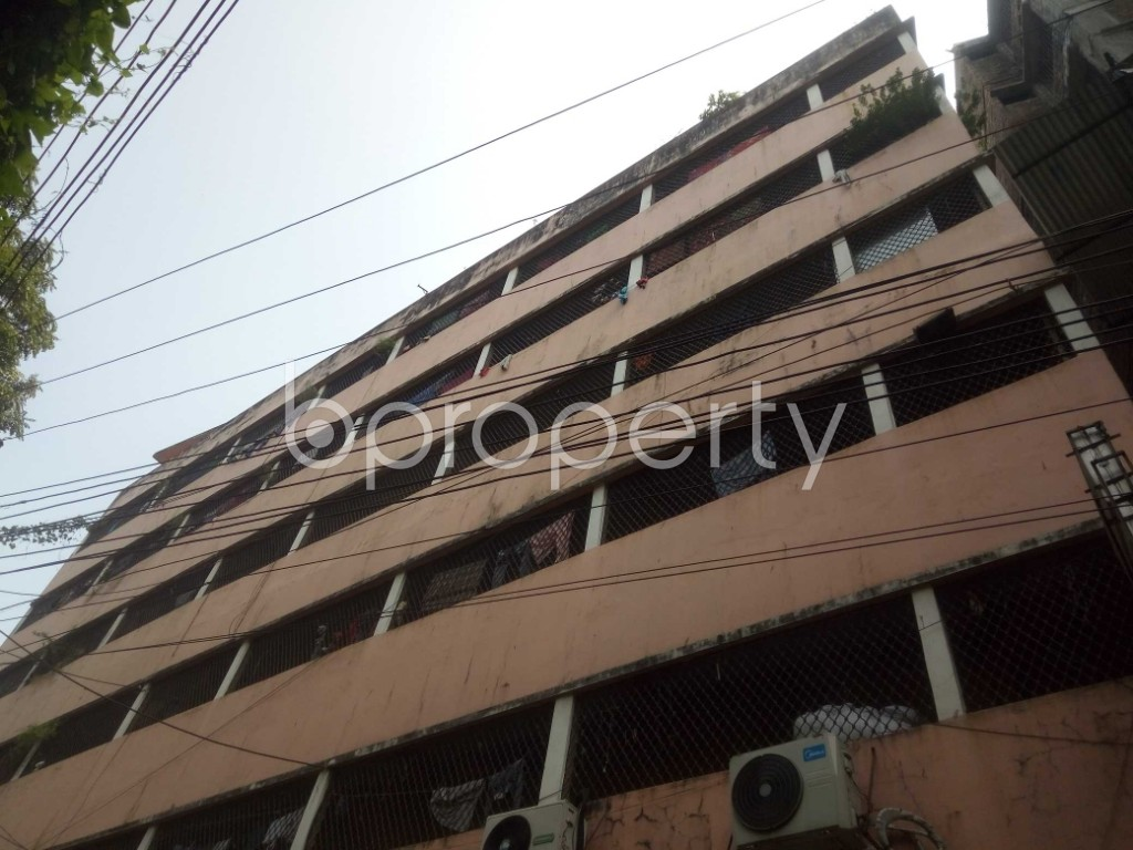 Front view - 2 Bed Apartment to Rent in Bakalia, Chattogram - 1936482