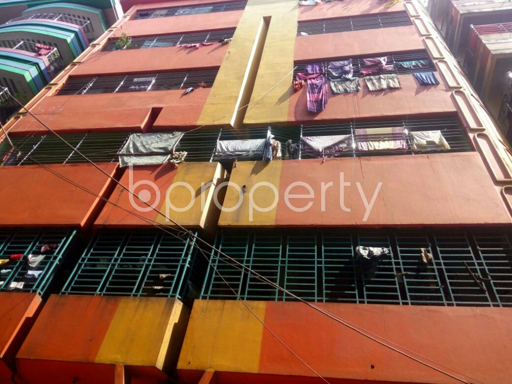 Outside view - 2 Bed Apartment to Rent in Bayazid, Chattogram - 1936477
