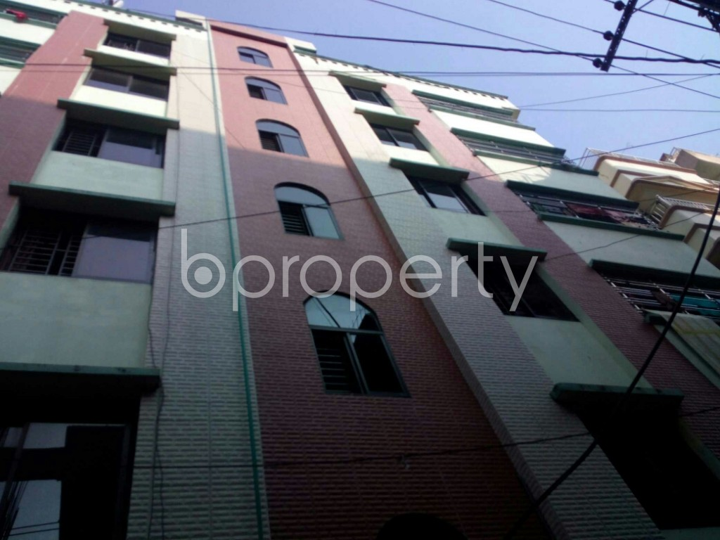 Outside view - 3 Bed Apartment to Rent in Bayazid, Chattogram - 1936485