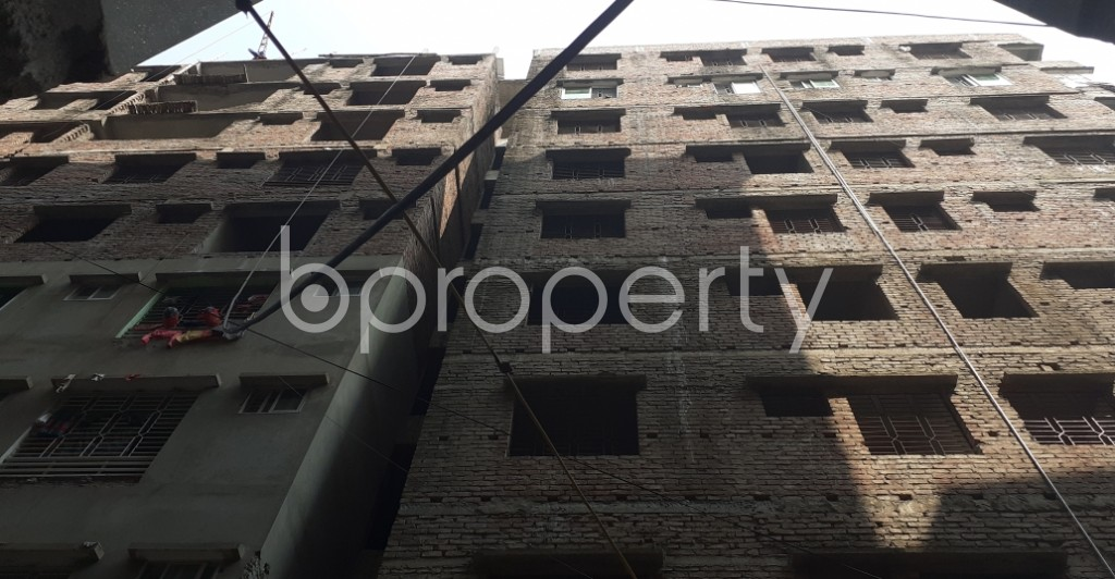 Outside view - 3 Bed Apartment for Sale in Agargaon, Dhaka - 1936543